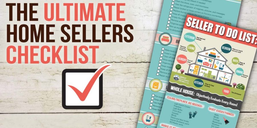 Ready, Set, Sell: Checklist for Home Sellers